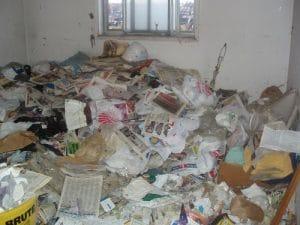 débarrasser maison après décès